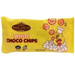King David Kosher Vegan Lactose Free White Chocolate Chips 4 Packs