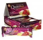 Quest Nutrition Bar, White Chocolate Raspberry, 12 Count