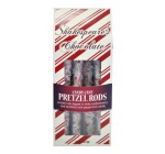 Shakespeare's Chocolate Candy Cane Pretzels Rods