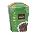 Godiva Holiday Dark Chocolate Pretzels 12oz