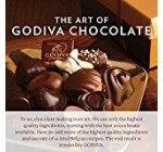 Godiva Chocolatier Chocolate Biscuit Gift Box, 36 Cookie Count