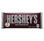HERSHEY'S Chocolate Bar, Milk Chocolate Candy Bar, 1.55 Ounce Bar (Pack of 36)