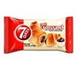 7Days Soft Croissant, Chocolate, 2.65 oz (Pack of 6)