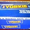 NESTLE Original YORKIE Chunky Milk Chocolate 36 X 46g Yorkie Milk Bars Gross weight 1.8Kg , NESTLE UK Ltd , No artificial colours No Flavours or Preservatives , Fresh