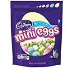 CADBURY MINI EGGS Easter Candy, Milk Chocolate Eggs with a Crisp Sugar Shell, 31 Ounce Bag