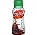 Boost High Protein Complete Nutritional Drink,  Chocolate Sensation, 8 fl oz Bottle, (Pack of 24)