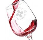 Mommy Medicine Funny Wine Glass 13 oz – Best Birthday Gifts For Mom – Unique Gift For Her – Novelty Christmas Present Idea For Mother from Son or Daughter – Perfect For Women, Bride, New Wife, Sister