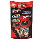 MARS Chocolate Favorites & More Halloween Candy Variety Mix 67.93-Ounce 170-Piece Bag