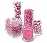 Pink Candy Kit – Party Candy Buffet Table