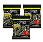 Florestal Coffee Candy, Authentic Real Brazilian Coffee Flavored Hard Treats – Gluten Free – 84 Pieces (300 g)
