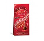 Lindt LINDOR Valentine Milk Chocolate Truffle Bag, Kosher, 8.5 Ounce (Pack of 12)