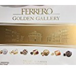 Golden Gallery 42 Piece Ferrero, 13.7 Ounce