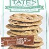 Tate's Bake Shop Gluten Free Chocolate Chip Cookies, 7 Ounce