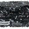 HERSHEY'S KISSES Chocolates, Gluten-Free Solid Milk Chocolate Candy Wrapped in Black Foil, 66.7 Ounce Bulk Bag