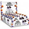 Little Secrets All Natural Fair Trade Gourmet Chocolate Candy – The World's Most Unbelievably Delicious Chocolate Candies, Classic Dark,1.5oz. 12-Pack
