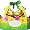 Lindt Gold Bunny Basket, Milk Chocolate, 3.5 Ounce