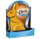 Dove Milk Chocolate Candy Solid Easter Bunny Box, 4.5 oz