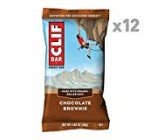 CLIF BAR – Vitality Bar – Chocolate Brownie – (2.4 Ounce Protein Bar, 12 Depend)