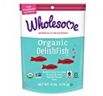 Wholesome Organic DelishFish, Gluten-Free of charge, Vegan six oz.