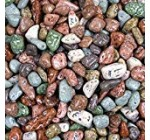 Chocolate Rocks – Combined River Stones 1LB Bag