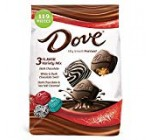 DOVE Promises Darkish Chocolate Variety Combine Candy 34 Ounce Bag