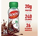 Enhance Higher Protein Comprehensive Dietary Consume, Prosperous Chocolate, 8 fl oz Bottle, 24 Pack (Packaging Could Differ)