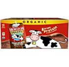 Horizon Natural and organic, Lowfat Organic and natural Milk Box, Chocolate, eight Fl. Oz (Pack of 18), Single Provide, Shelf Secure Organic and natural Chocolate Flavored Lowfat Milk, Wonderful for Faculty Lunch Packing containers, Treats