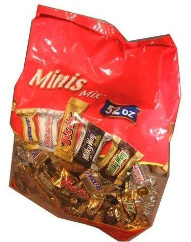 Mars Minis Mix Variety Candy - 52 oz