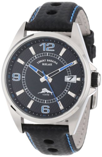 Tommy Bahama Relax Men's RLX1107 Sport Analog Black Dial Water Resistant Watch
